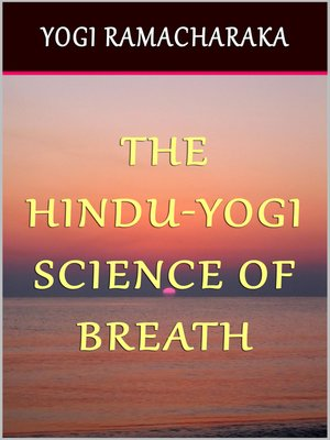 cover image of The Hindu-Yogi Science of Breath