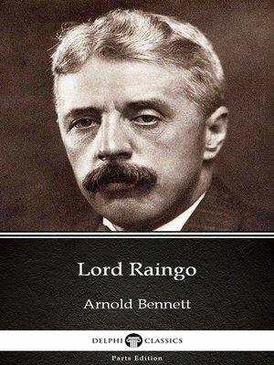 cover image of Lord Raingo by Arnold Bennett
