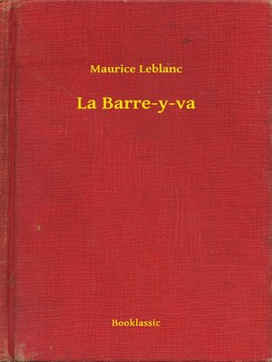 cover image of La Barre-y-va