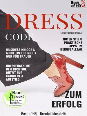 cover image of Dresscode zum Erfolg