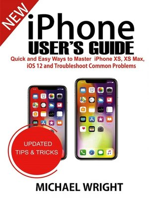 cover image of iPhone User's Guide