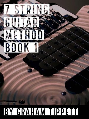 cover image of 7 String Guitar Method