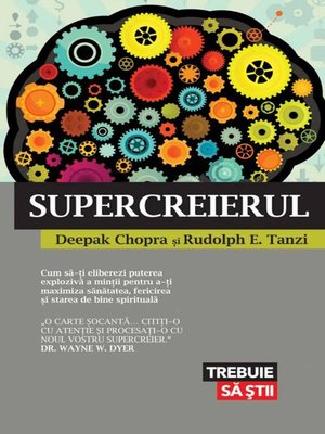 cover image of Supercreierul