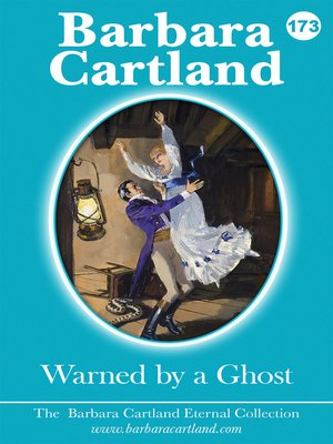 cover image of Warned by a Ghost