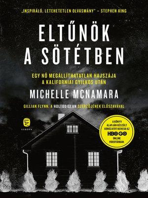 cover image of Eltűnök a sötétben