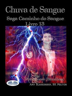 cover image of Chuva De Sangue