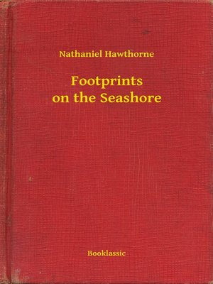 cover image of Footprints on the Seashore