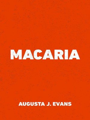 cover image of Macaria