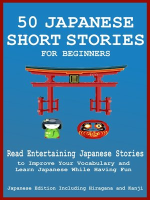 cover image of 50 Japanese Short Stories for Beginners