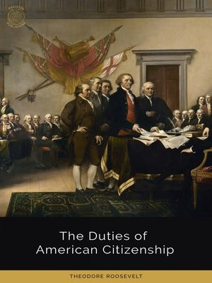 cover image of The Duties of American Citizenship