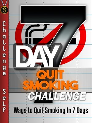 cover image of 7-Day Quit Smoking Challenge