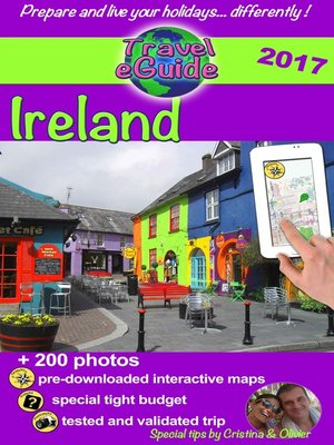 cover image of Ireland: Discover a charming country, full of history and mystery!