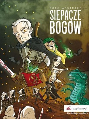 cover image of Siepacze bogów