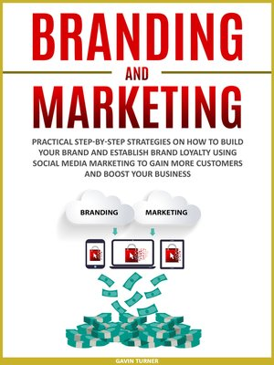 cover image of Branding and Marketing