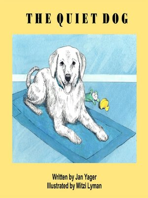 cover image of The Quiet Dog