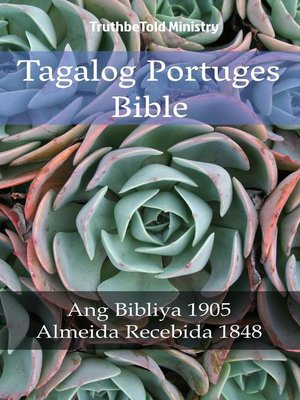 cover image of Tagalog Portuges Bible