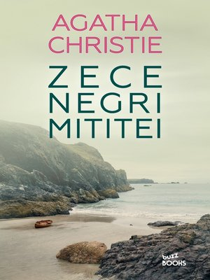 cover image of Zece negri mititei