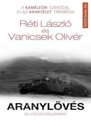 cover image of Aranylövés