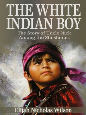 cover image of The White Indian Boy