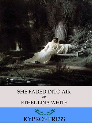 cover image of She Faded into Air