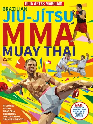 cover image of Brazilian Jiu Jitsu MMA Muay Thai