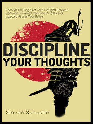 cover image of Discipline Your Thoughts