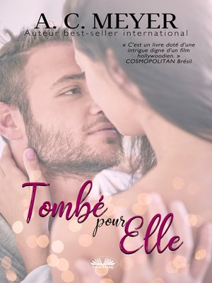 cover image of Tombé Pour Elle