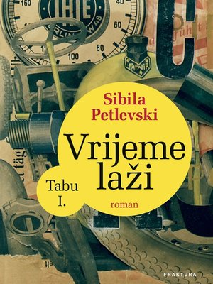 cover image of Vrijeme laži