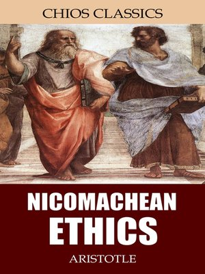 cover image of Nicomachean Ethics