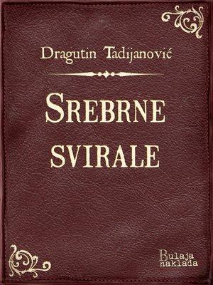 cover image of Srebrne svirale