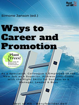 cover image of Ways to Career and Promotion