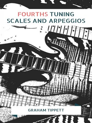 cover image of Fourths Tuning Scales and Arpeggios