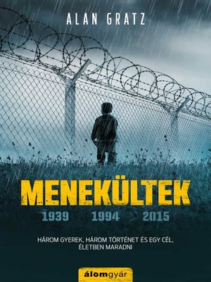 cover image of Menekültek