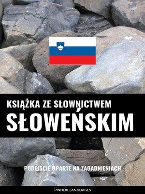cover image of Książka ze słownictwem słoweńskim