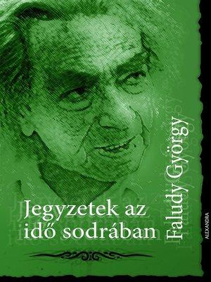 cover image of Jegyzetek az idő sodrában