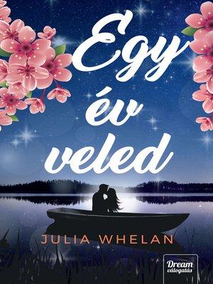 cover image of Egy év veled