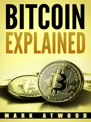 cover image of Bitcoin Explained