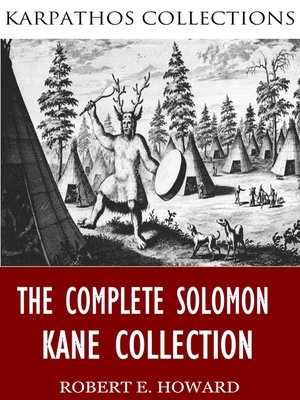 cover image of The Complete Solomon Kane Collection