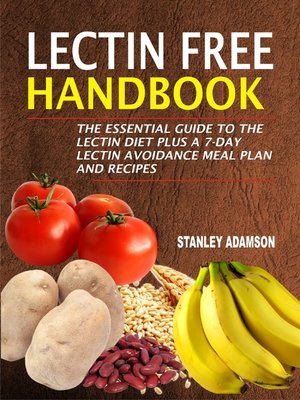 cover image of Lectin Free Handbook