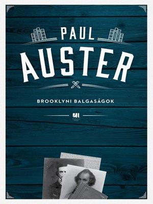 cover image of Brooklyni balgaságok