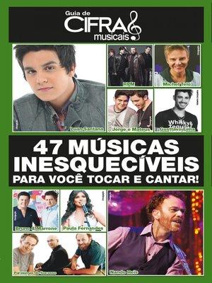 cover image of Guia de Cifras Musicais