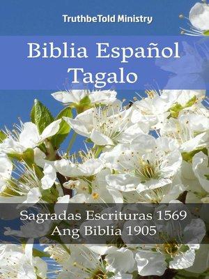 cover image of Biblia Español Tagalo