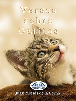 cover image of Versos Sobre Gatitos