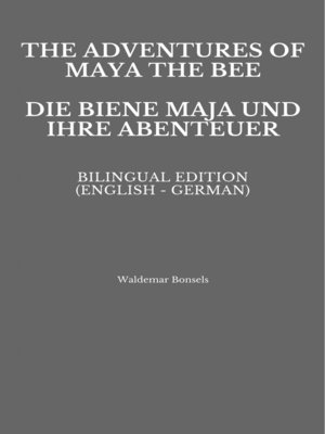 cover image of The Adventures of Maya the Bee