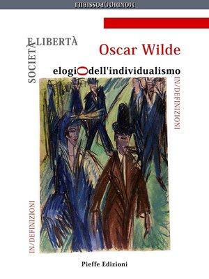 cover image of Società e libertà: elogio dell'individualismo
