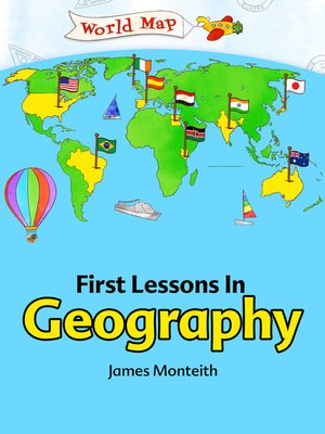 cover image of First Lessons In Geography