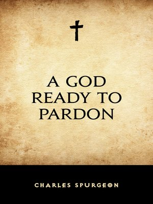 cover image of A God Ready to Pardon