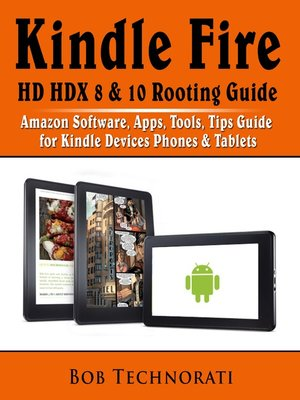 cover image of Kindle Fire HD HDX 8 & 10 Rooting Guide