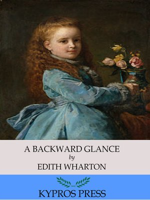 cover image of A Backward Glance