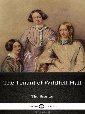 cover image of The Tenant of Wildfell Hall by Anne Bronte